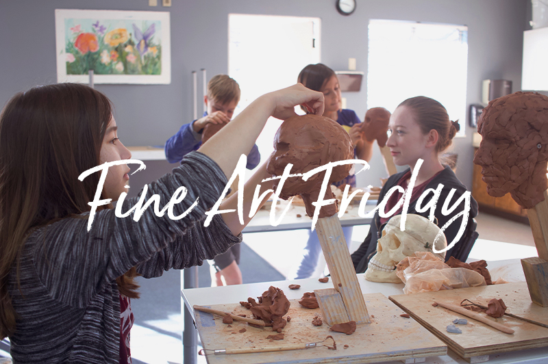 Fine Art Friday Registration