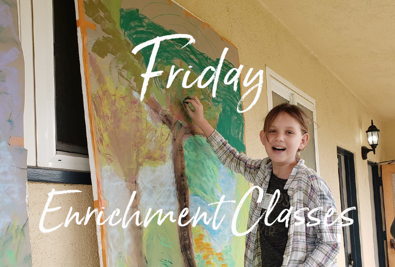 Friday Enrichment Courses
